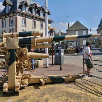 Caen, France - D-Day Landings in Normandy