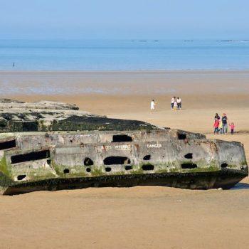 Normandy Beach Landing - D-Day Landings in Normandy