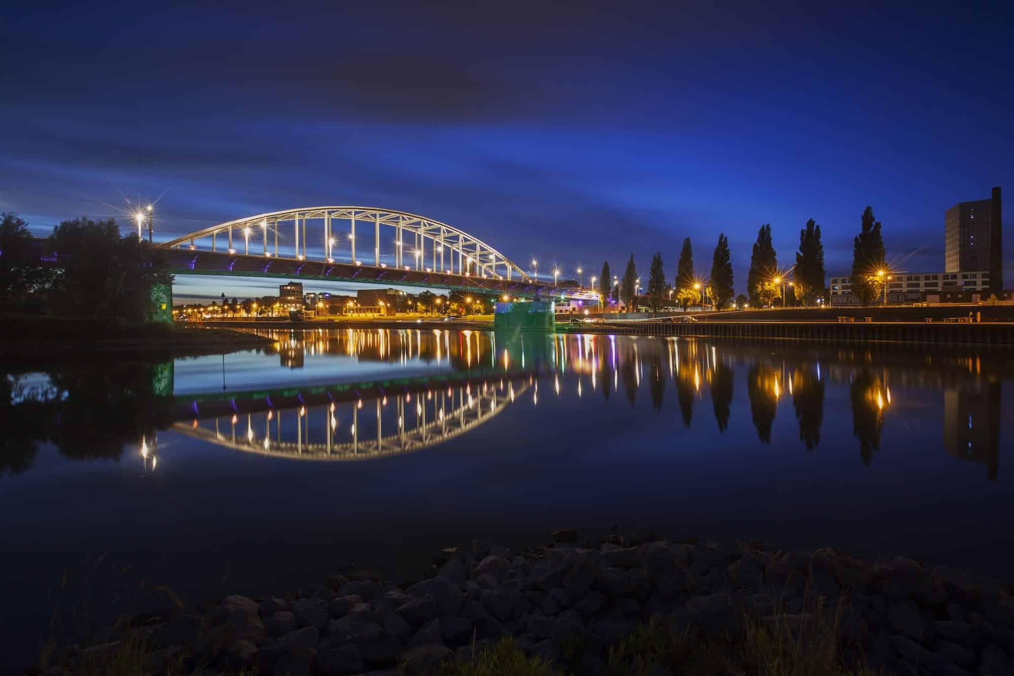 Arnhem Bridge - Arnhem & the Rhine Crossings
