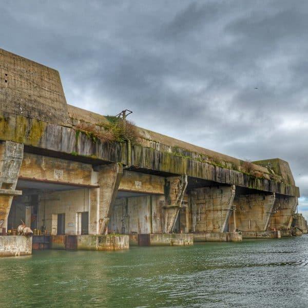 U Boat Pens Lorient - Commando Operations of WWII