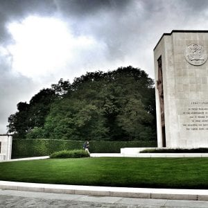 Luxembourg American Cemetery - Following General Patton - Battlefield Luxembourg