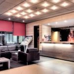 Reception, Hotel Casteau Resort Mons - Tanks in Town