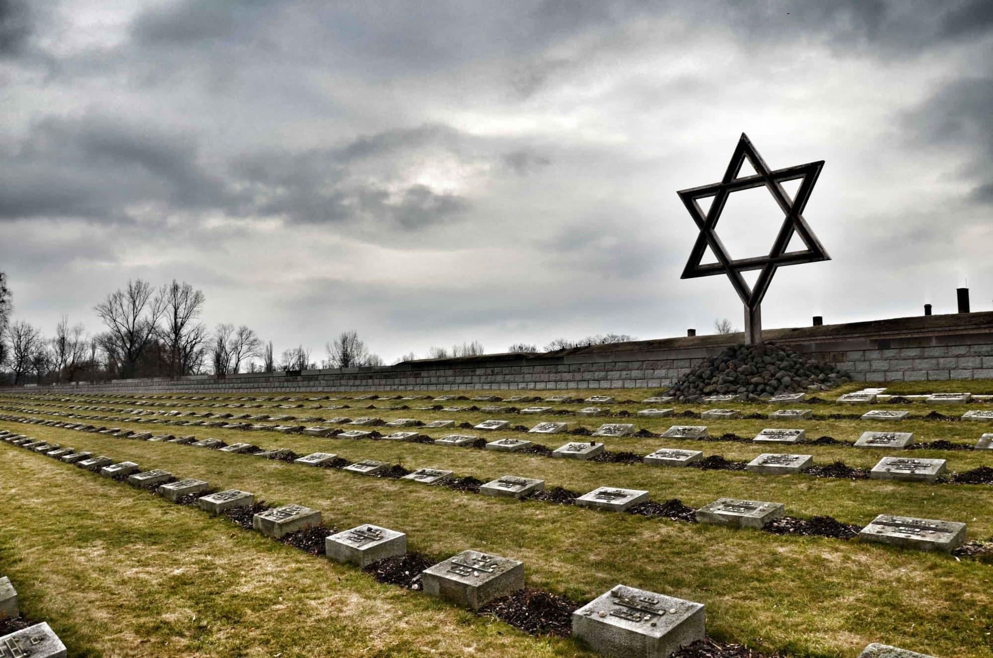Jewish Cemetery Terezin - The Holocaust Remembered