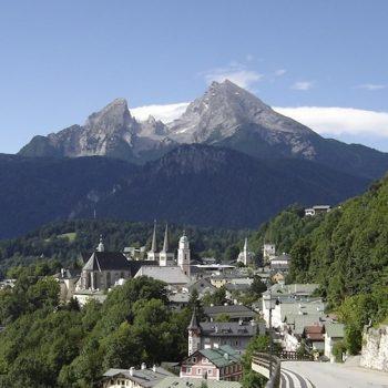 Berchtesgaden - The Rise of Evil