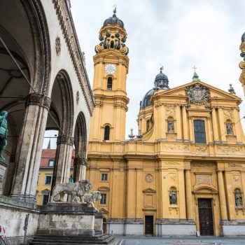 Odenplatz - The Rise of Evil