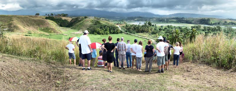 Group Tour of the Guadalcanal - Guadalcanal and HMAS Canberra Anniversary Tour