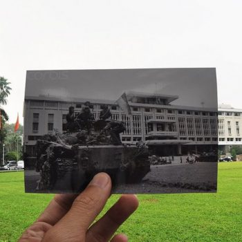 Reunification Palace (the former Presidential Palace) in downtown Ho Chi Minh City - Vietnam Revealed