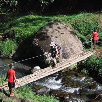 Yet Another Bridge Crossing - Trek Kokoda Tour