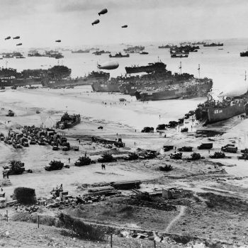 156,000 men and 3,300 vehicles came ashore in the first 24 hours at Normandy - Normandy D-Day Tour