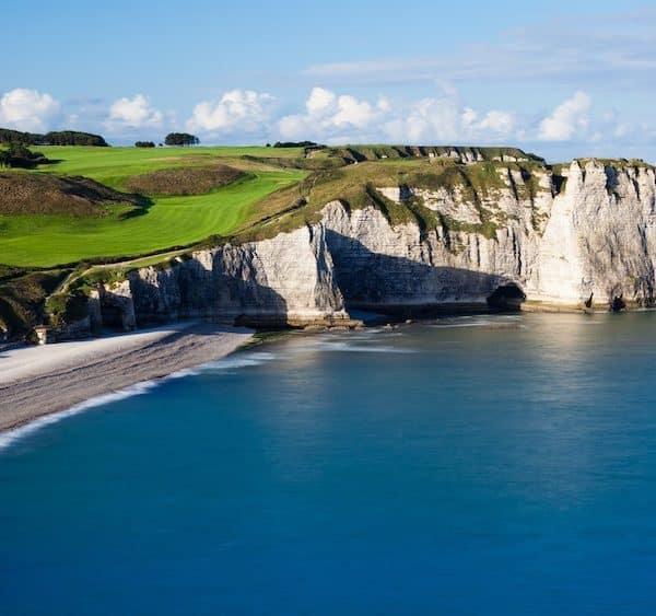 Normandy Coastline - Normandy D-Day Tour